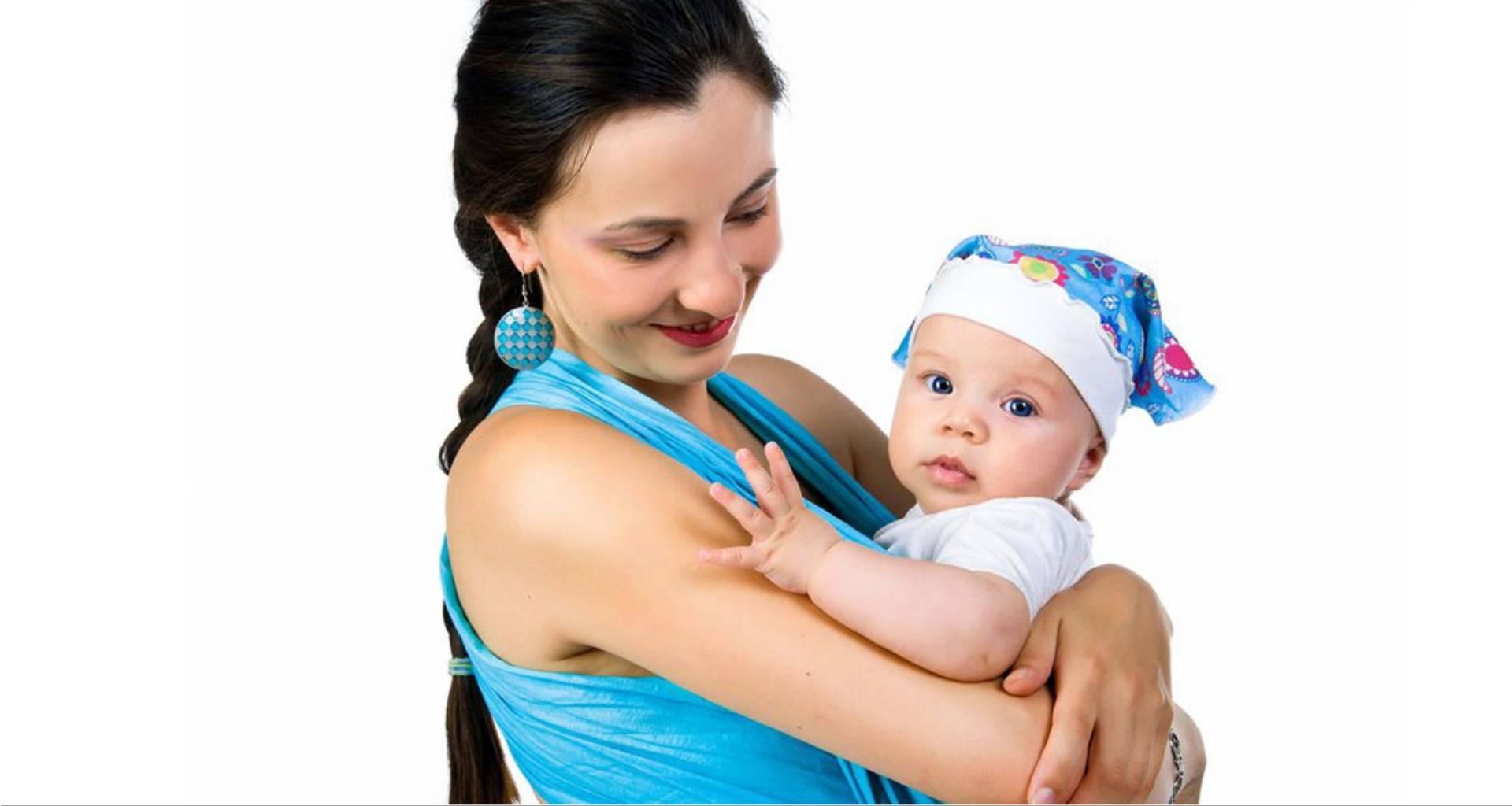 Chusta dla niemowlaka