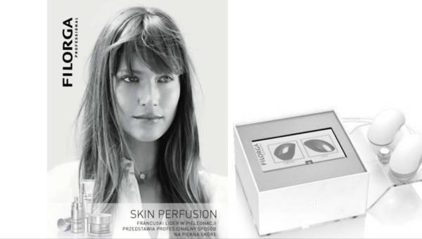 Twoja skóra potrzebuje wiosennego przebudzenia? Pomogą Ci zabiegi i kosmetyki Filorga Skin Perfusion