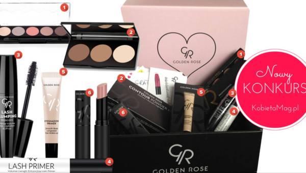 Konkurs: Makijaż typu Baddie Make-up z Golden Rose