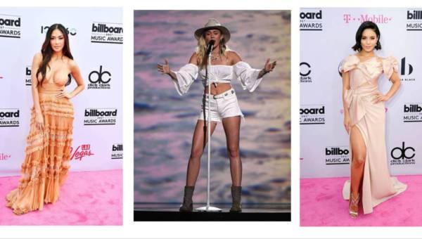 Billboard Music Awards 2017 – Stylizacje gwiazd