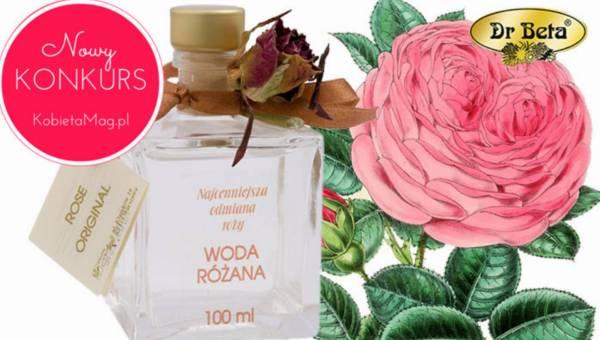 Konkurs: Rozkwitnij na wiosnę dzięki różanym kosmetykom Dr Beta