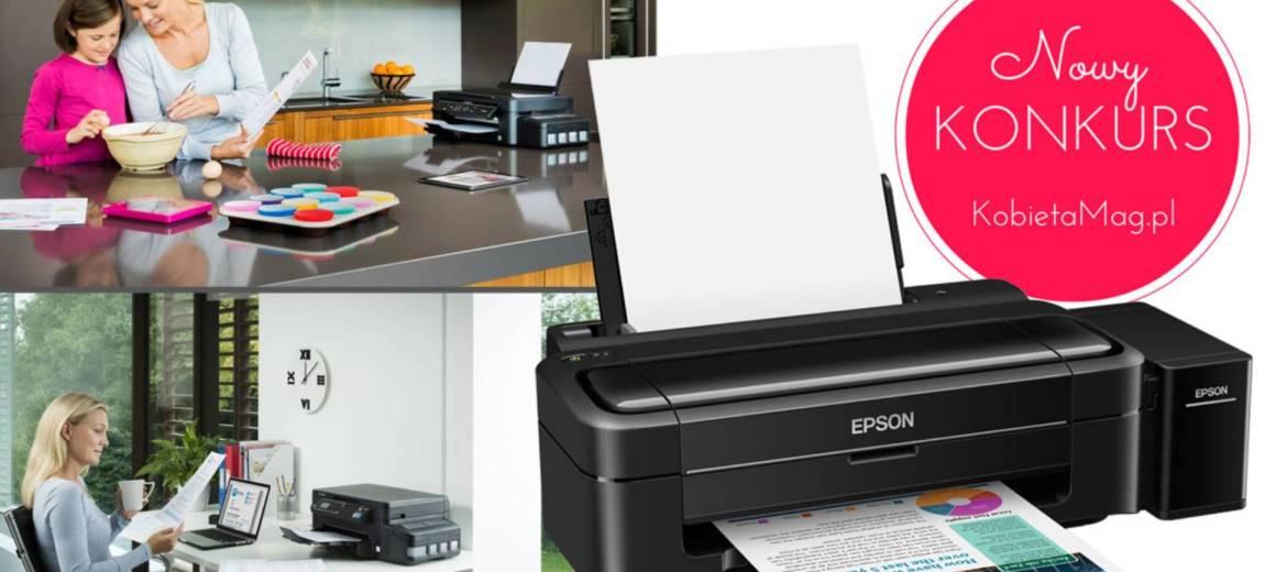 KONKURS: Podaruj mamie z okazji Dnia Matki wyjątkowy prezent – drukarkę marki EPSON
