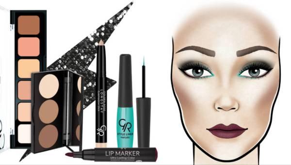Jak zrobić makijaż Glam Rock