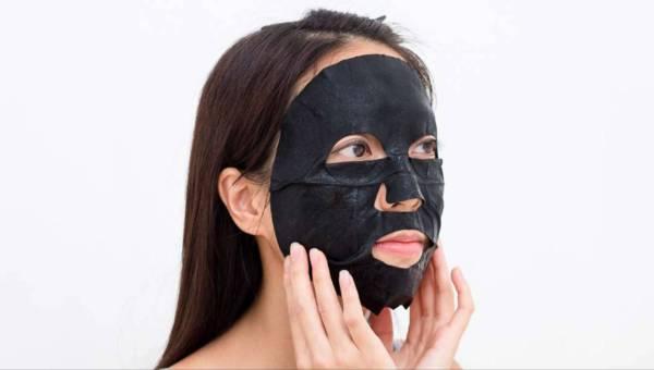 L'biotica dla oczyszczania skóry – maska węglowa i bąbelkująca