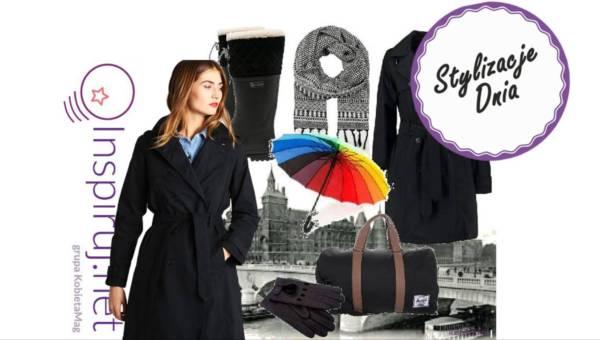 Stylizacje dnia z Inspiruj.net – Miłośniczka czerni