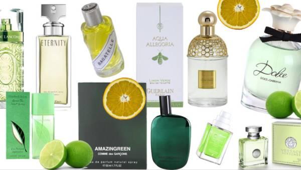 Otul się zwiewnym zapachem zieleni! Zielone perfumy na wiosnę i lato