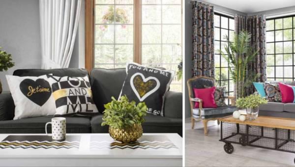 Podpowiadamy: Poduszki – prosty sposób na nowy wygląd kanapy