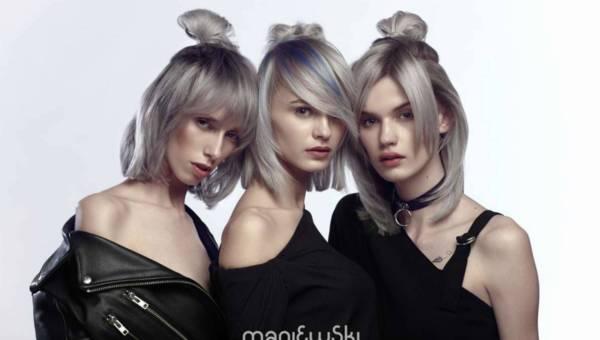 Popielate włosy w różnych odcieniach czyli ICE&COLD Macieja Maniewskiego