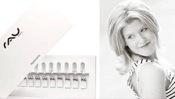 Kosmetyk, który dokona cudu na 5 minut przed imprezą – ampułki RAU Hyaluronic Ampoule