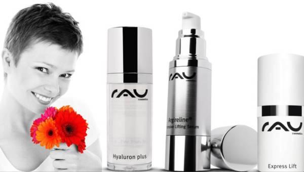 Nowości RAU Cosmetics: kosmetyki Anti-Aging na bazie naturalnych składników