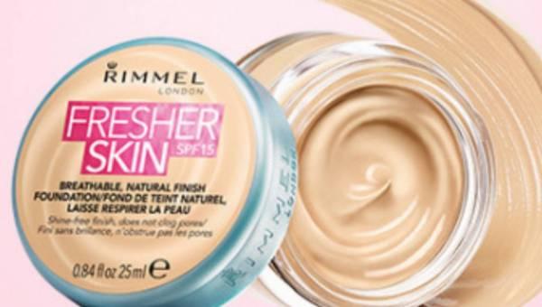 RIMMEL LONDON, Fresher Skin Foundation