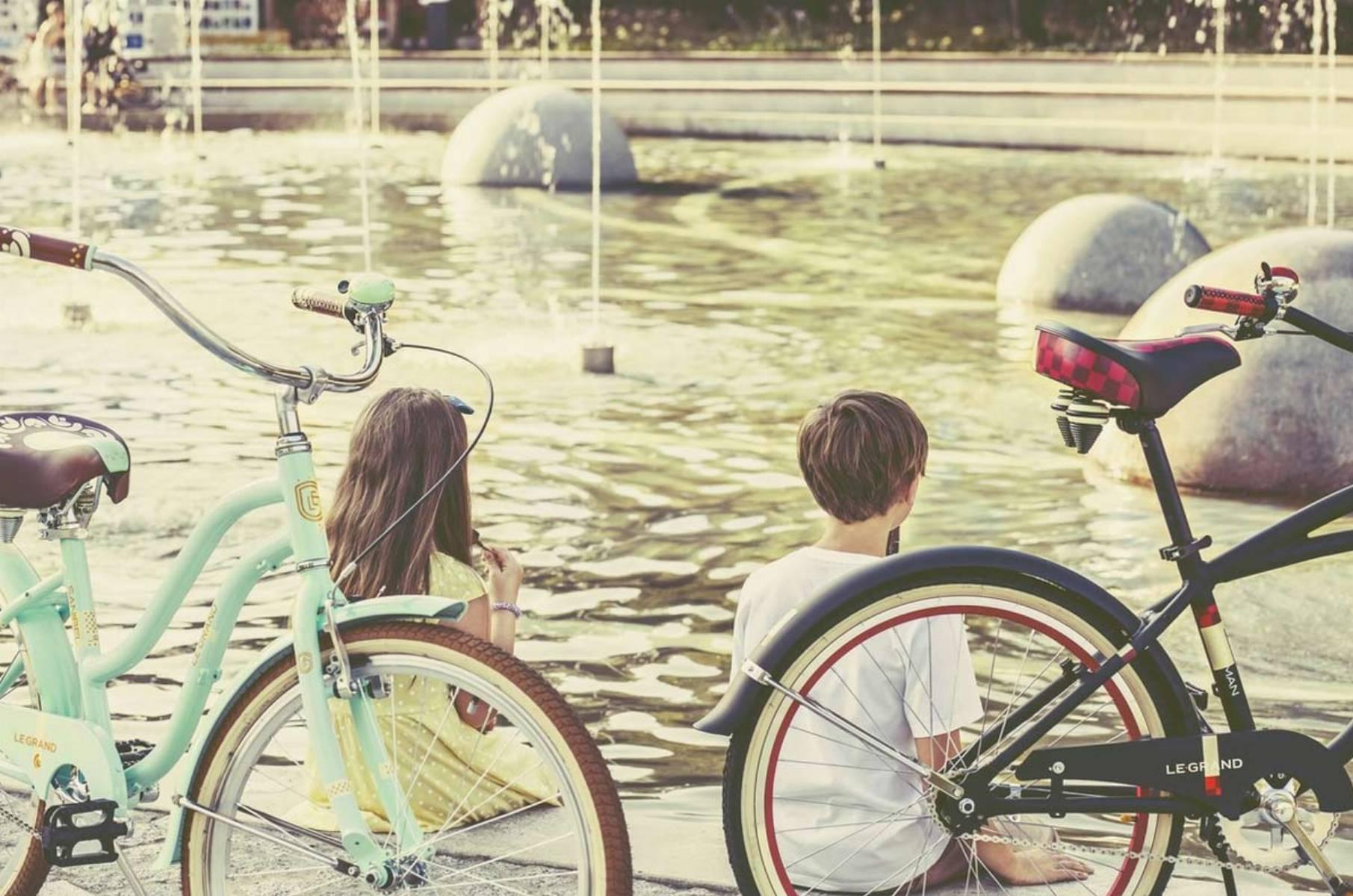 Co zabrać na rodzinną wycieczkę rowerową