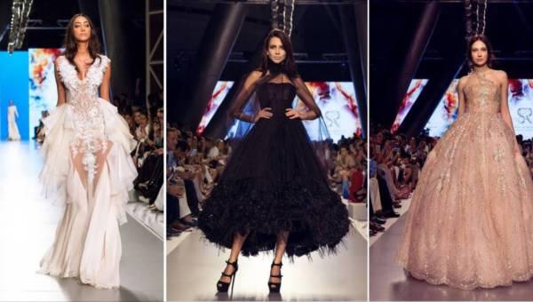 Pokaz jedynej polskiej projektantki Sylwii Romaniuk na  4 edycji Arab Fashion Week to wielki sukces !