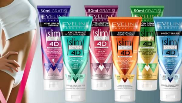 Czy o tym wiedziałaś? Ciekawostki na temat kosmetyków Slim Extreme 4D