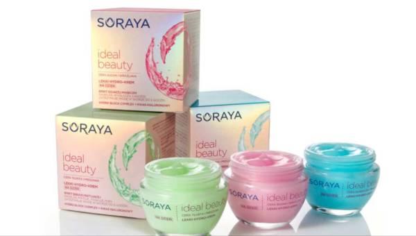 Kosmetyczny pomysł na prezent dla Mamy: kolorowe kremy marki Soraya
