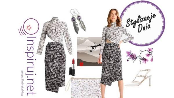 Stylizacje dnia z Inspiruj.net – Orientalnie – z modnymi wycięciami