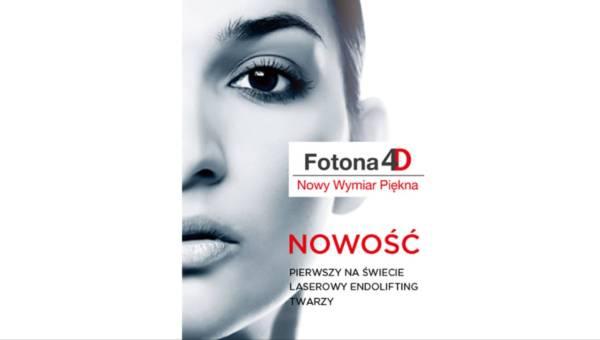 Nowy wymiar piękna – FOTONA 4 D. Pierwszy na świecie laserowy endolifting twarzy