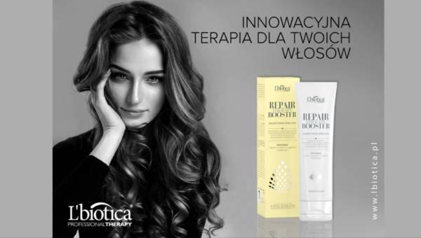 L'biotica REPAIR THERAPY BOOSTER – czyli doładuj włosy na lato!