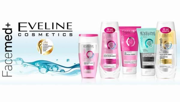 Oczyszczanie twarzy z Eveline Cosmetics