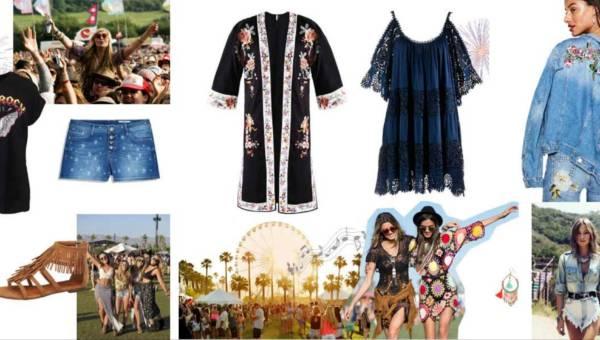 Fashion Trend: Festiwalowe szaleństwo!