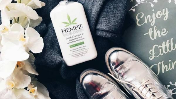 Kosmetyki Hempz ze 100% olejem konopnym – tajemnica tkwi w nasionach