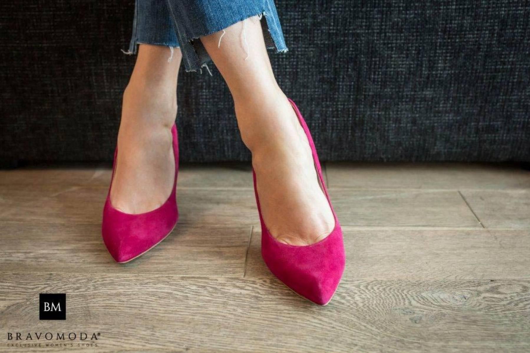 8bf0856c3a528 Jak dobrać wygodne buty na obcasie - KobietaMag.pl