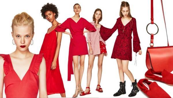 Hot trend – czerwień. Jak ją nosić? 8 propozycji stylizacyjnych