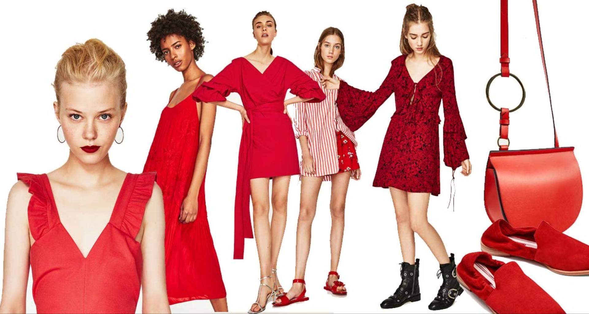 934bf145f5 Hot trend – czerwień. Jak ją nosić  8 propozycji stylizacyjnych