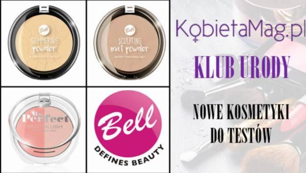 Klub Urody KobietaMag.pl zaprasza – Testuj z nami zestaw do letniego makijażu twarzy marki BELL