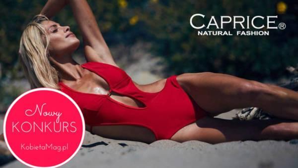 Konkurs: Odpowiedz na pytanie i wygraj zmysłowy strój kąpielowy CAPRICE na lato