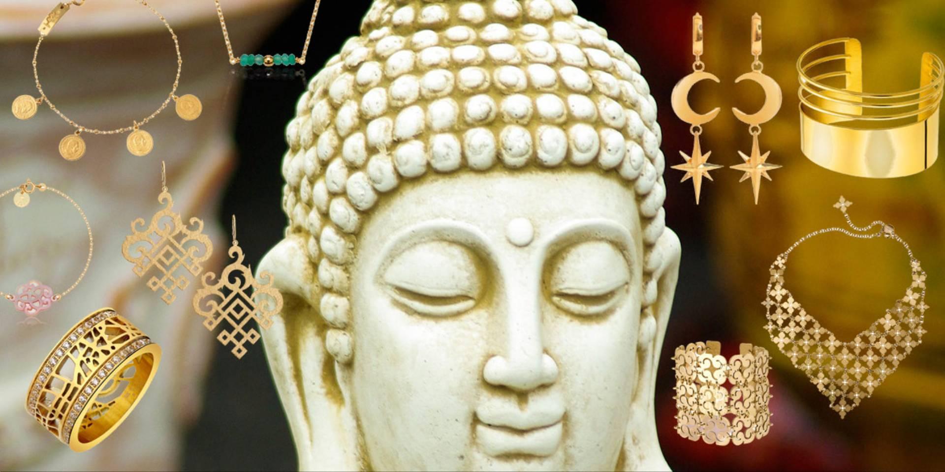 orientalna biżuteria