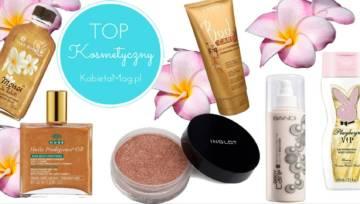 Top kosmetyczny: rozświetlające kosmetyki do ciała na lato!