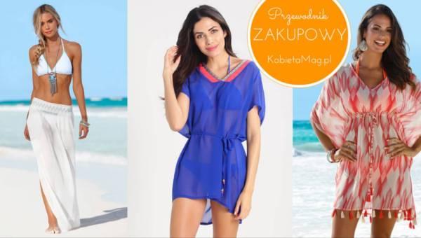 Przewodnik zakupowy: najmodniejsze sarongi 2017 i inne okrycia plażowe!