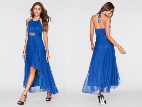 sukienki z odkrytymi plecami od bonprix