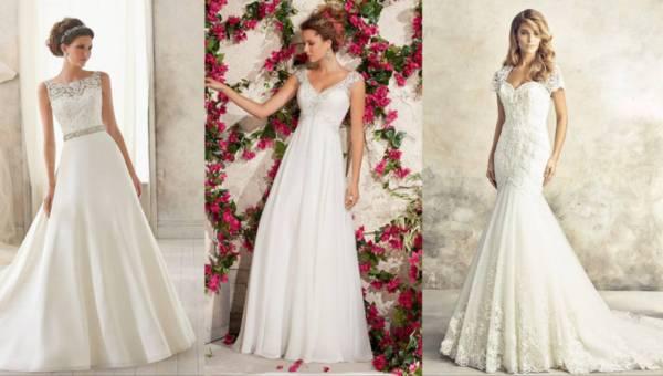 Idealna suknia ślubna do Twojej sylwetki