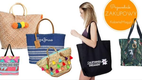 Przewodnik zakupowy: najlepsze pod słońcem – modne torby plażowe 2017!