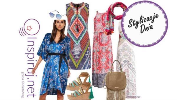 Orientalne pomysły na stylizacje: kimona i azjatyckie printy wciąż w modzie