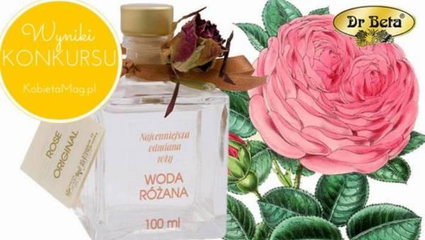 Wyniki konkursu: Rozkwitnij na wiosnę dzięki różanym kosmetykom Dr Beta