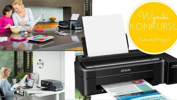 WYNIKI KONKURSU: Podaruj mamie z okazji Dnia Matki wyjątkowy prezent – drukarkę marki EPSON