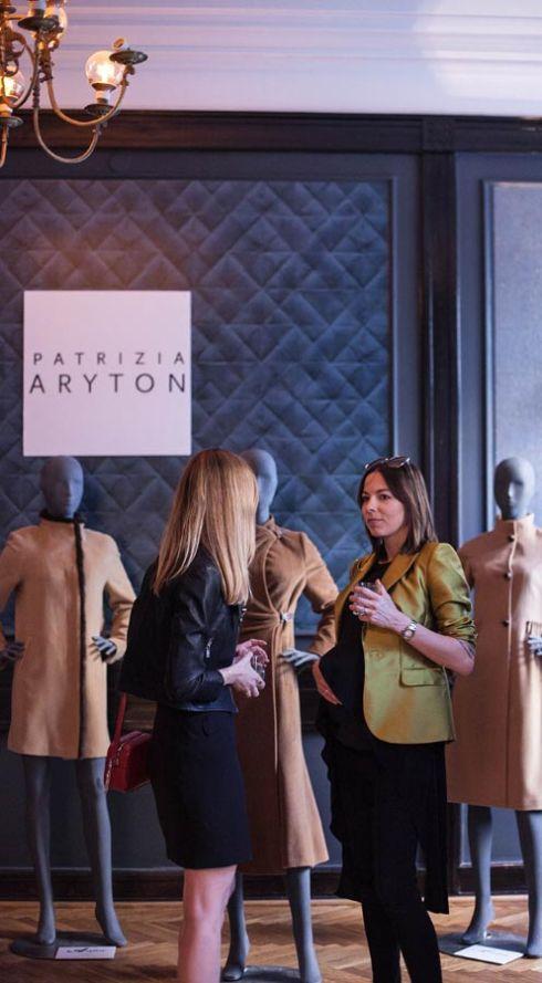 Kolekcja Patrizia Aryton i Dawid Tomaszewski