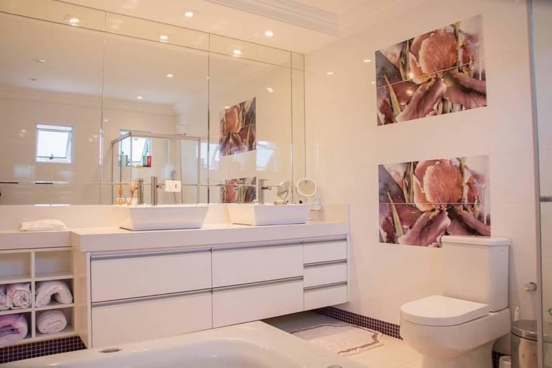 Wystrój łazienki