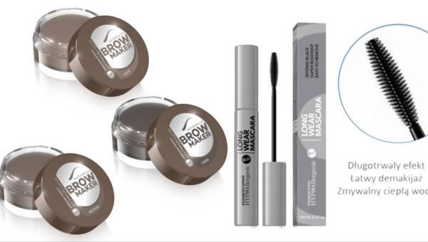 Letnie nowości BELL HYPOALLERGENIC do makijażu oczu