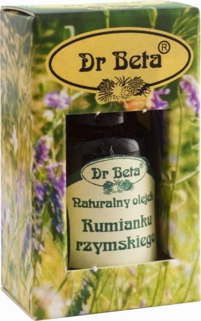 kojący olejek rumianku rzymskiego od dr Beta