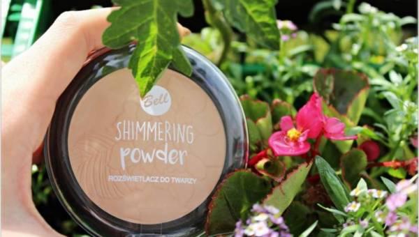 Bell, Shimmering Powder – Rozświetlacz do Twarzy