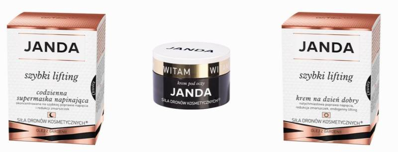 Nowości kosmetyczne JANDA:
