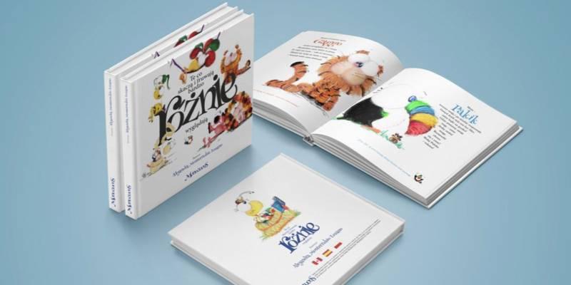 """Książeczka dla dzieci """"MONOCUCOS"""""""
