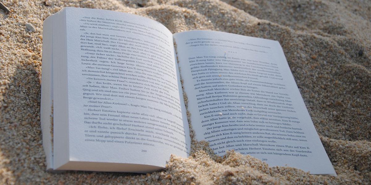 najlepsze książki na wakacje
