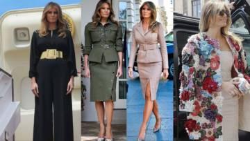 Styl Melanii Trump: elegancja i seksapil