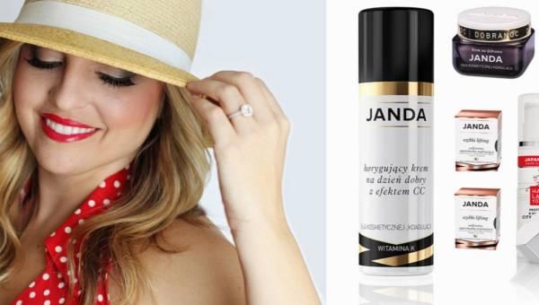 Nowości kosmetyczne JANDA bogate w najlepsze składniki dla skóry