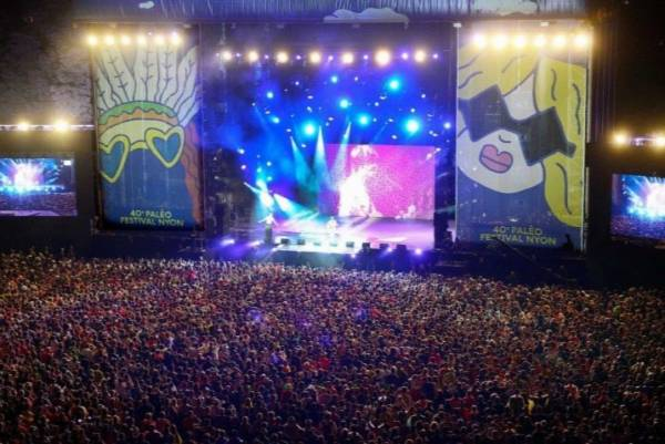 festiwale muzyczne w Europie